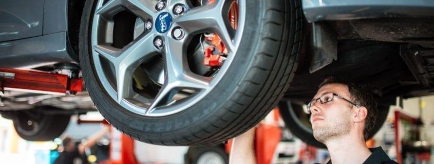 Checking Brakes